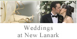 Weddings at New Lanark
