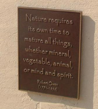 Quote by Robert Owen